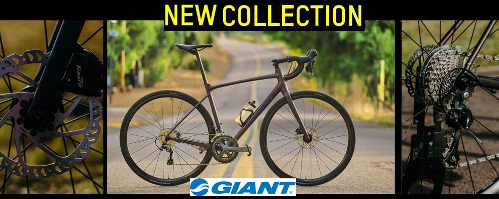 Новая коллекция велосипедов Giant 2021