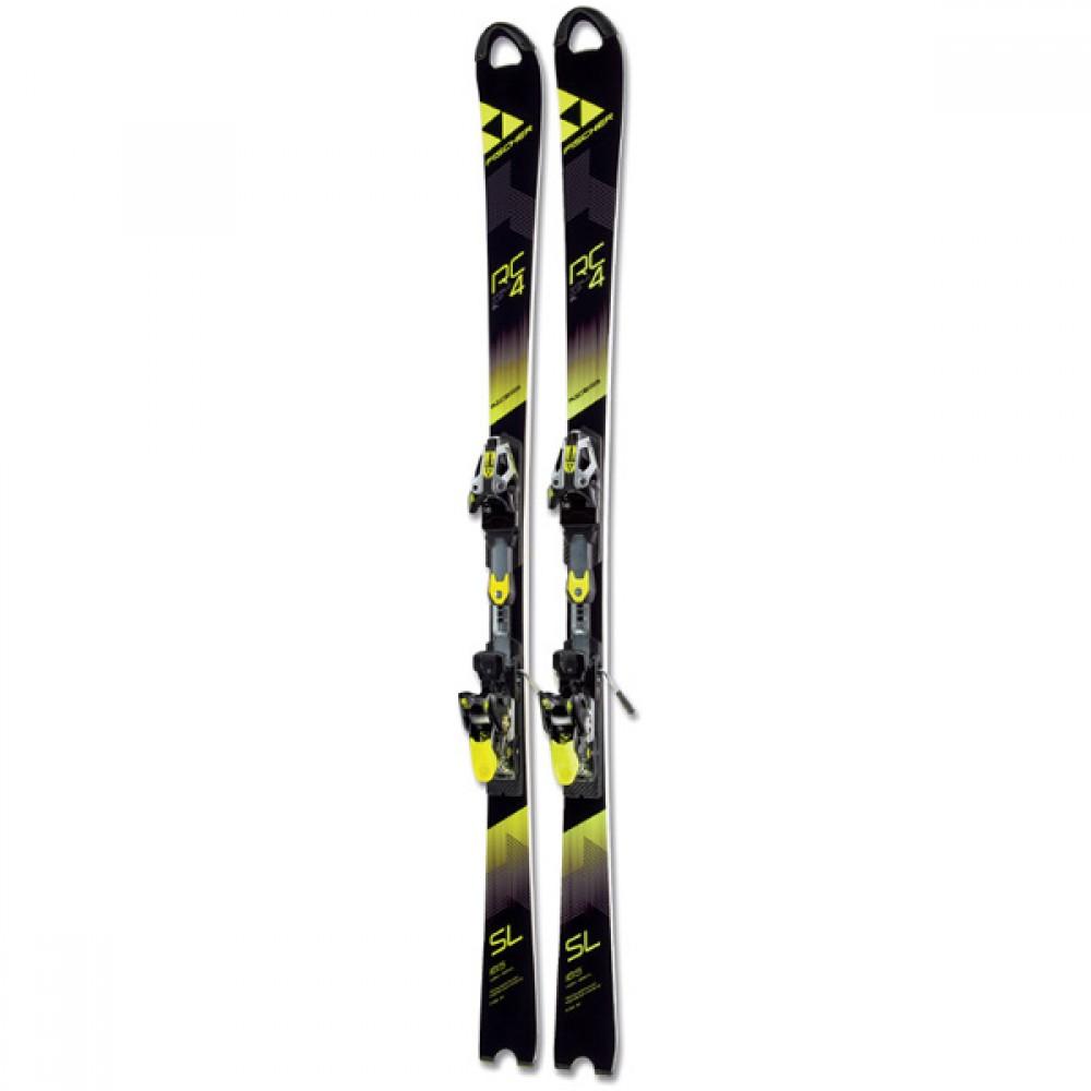 Лыжи горные Fischer RC4 Worldcup SL Z17 freeflex