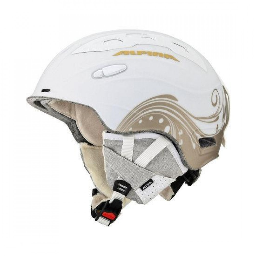 Шлем горнолыжный Alpina Snow Mythos