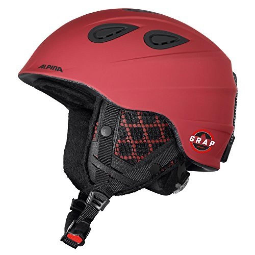 Шлем горнолыжный Alpina Grap 2.0 L.E.