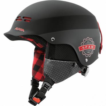 Шлем горнолыжный Alpina Spam Cap