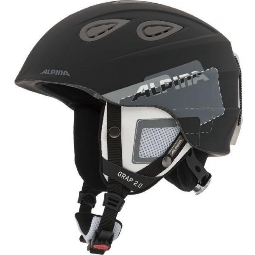 Шлем горнолыжный Alpina Grap 2.0
