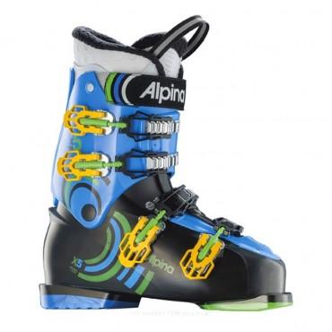 Ботинки горнолыжные Alpina X5 Action