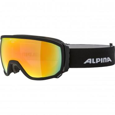 Маска горнолыжная Alpina  Scarabeo QHM