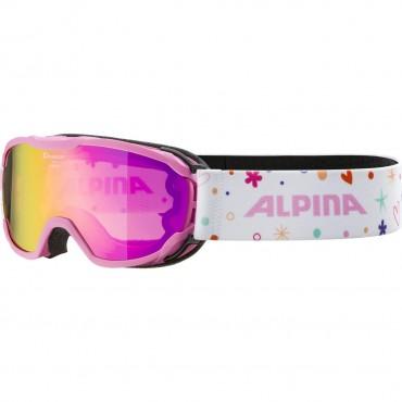 Маска горнолыжная Alpina Pheos Jr. MM
