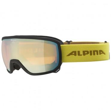 Маска горнолыжная Alpina Scarabeo HM