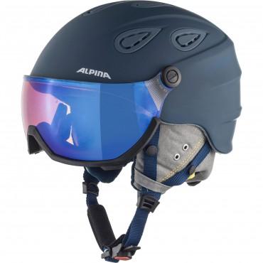 Шлем горнолыжный Alpina Grap Visor HM