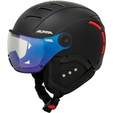 Шлем горнолыжный Alpina Jump 2.0 HM