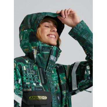 Куртка сноубордическая мужская Burton  AG BALLARD JK CIRCUITS
