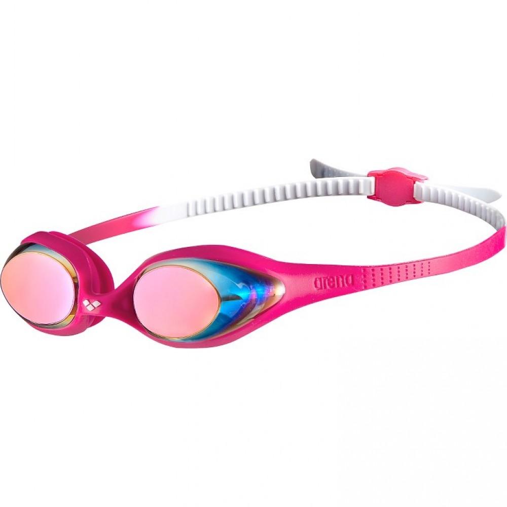 Очки для плавания Arena Spider jr mirror