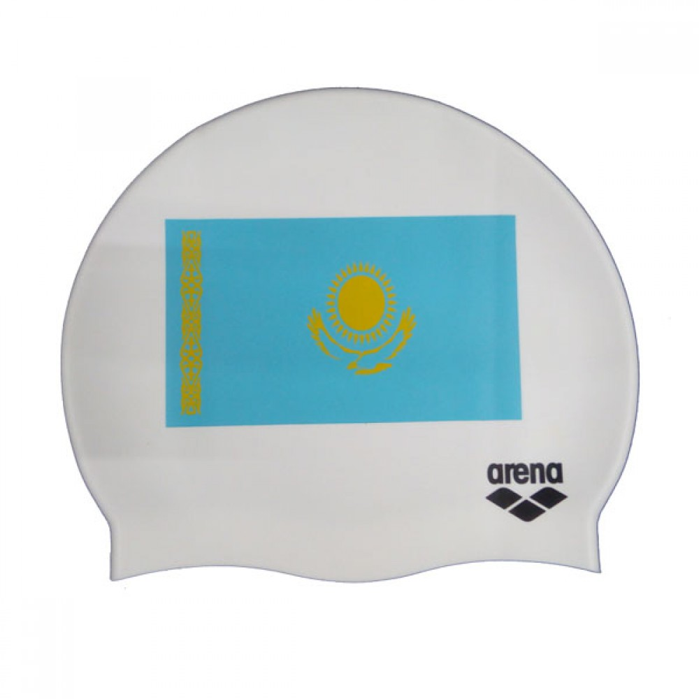 Шапочка для плавания Arena Silicone kaz