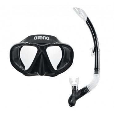 Набор маска+трубка взрослый Arena Premium
