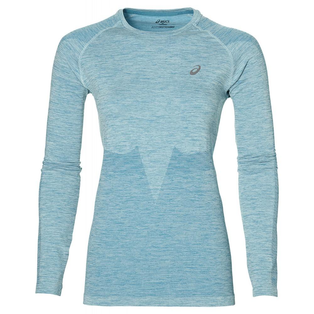 Женская футболка с длинным рукавом Asics Seamless