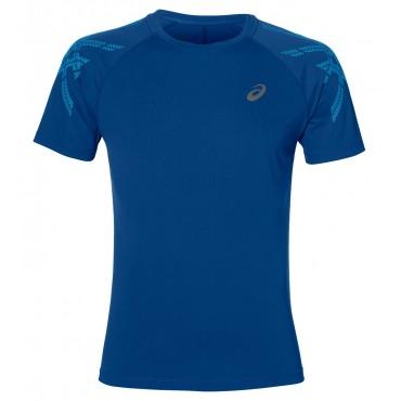 Купить футболку мужскую Asics Stripe