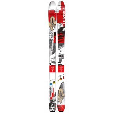 Лыжи горные K2 Coomback 104 (2014- 2015)