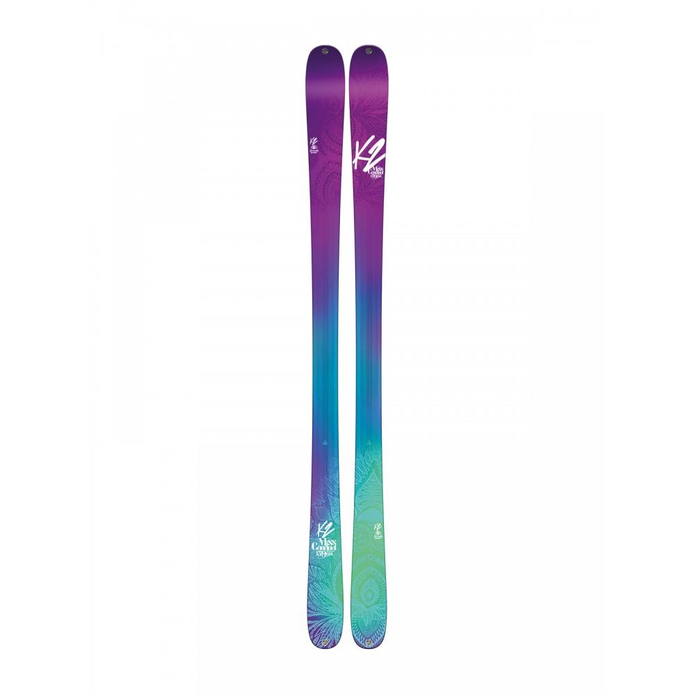 Лыжи горные K2 Missconduct (2016-2017)