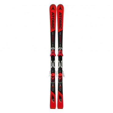 Лыжи горные Atomic Redster S9 AFI - X12 TL OME red-black (2017-2018)