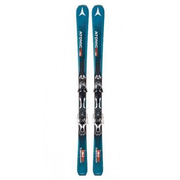 Лыжи горные Atomic Vantage X75 CTI - XT12 black-white (2017-2018)