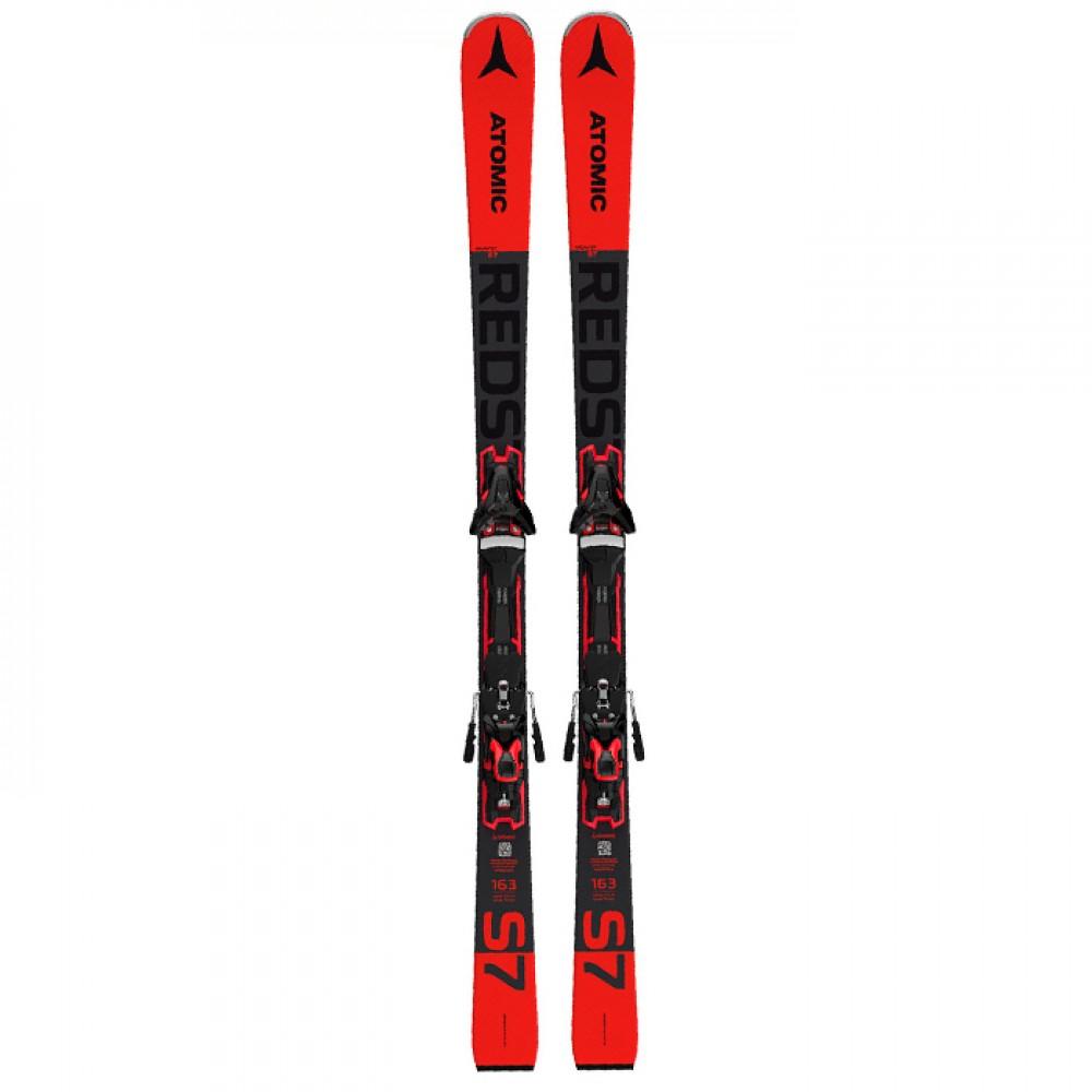 Лыжи горные Atomic Redster S7 + F 12 GW