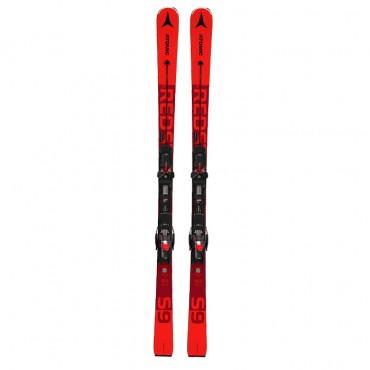 Лыжи горные Atomic  Redster S9 + X 12 GW / X 14 GW