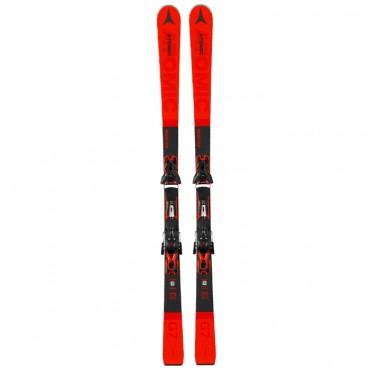 Лыжи горные Atomic Redster S7 + Ft 12 Gw black-red