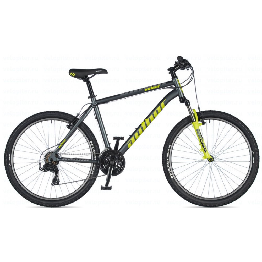 Велосипед Author Outset - 2021