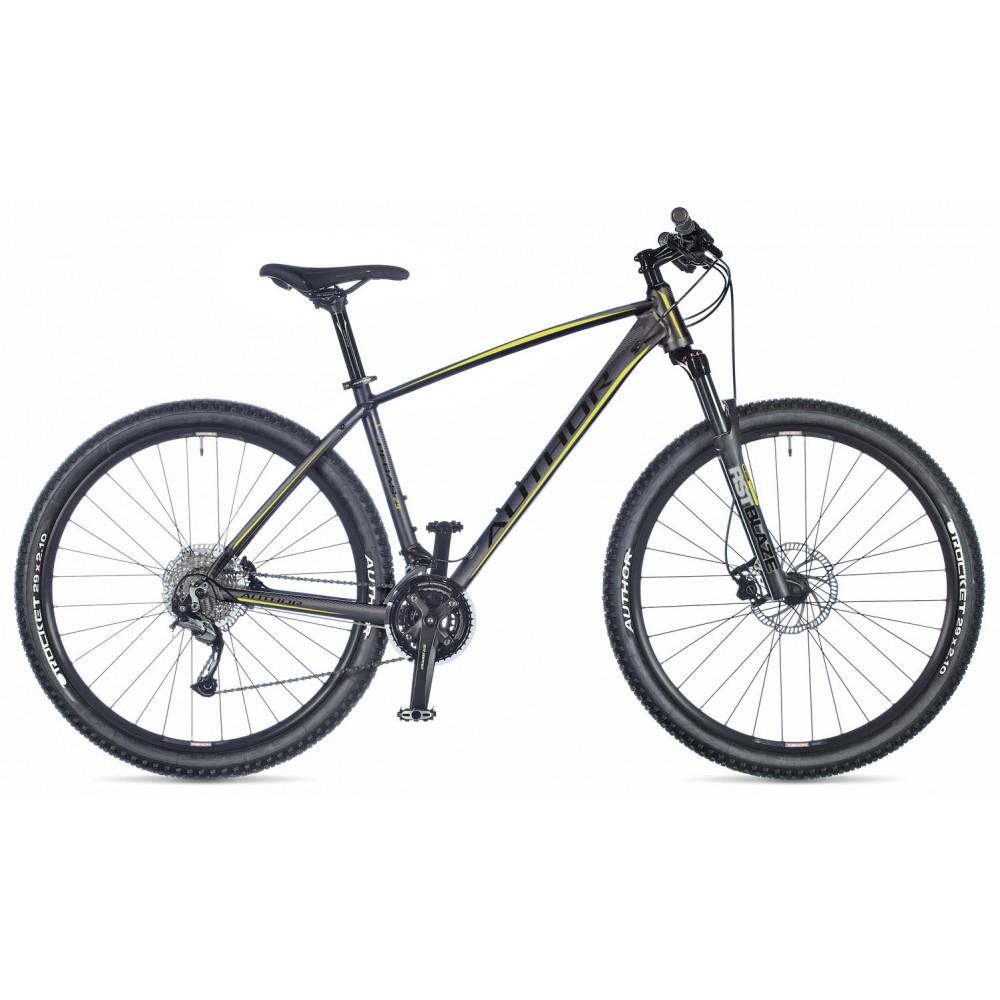 Велосипед  Author Pegas 29 Sram (2x10) - 2019