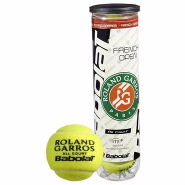 Мячи теннисные Babolat Ballrg/Foac x4 (18)