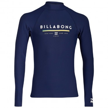 Футболка для плавания Billabong Unity ls