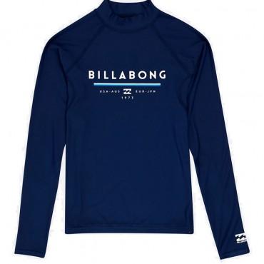 Футболка для плавания Billabong Unity ls boy