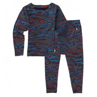 Термобельё детское - костюм Burton Minishred Fleece