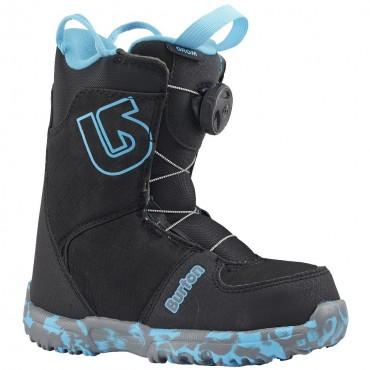 Ботинки сноубордические детские Burton Grom Boa