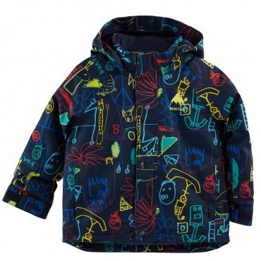 Куртка детская сноубордическая Burton  TD CLASSIC JK ART CLASS