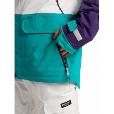 Куртка сноубордическая мужская Burton Breach