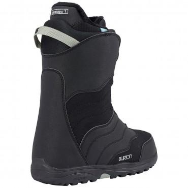 Ботинки сноубордические женские Burton Mint Boa - 2021