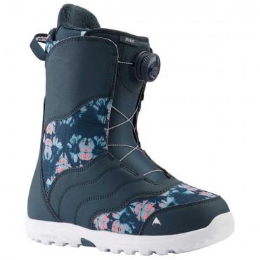 Ботинки сноубордические женские Burton Mint Boa - 2020