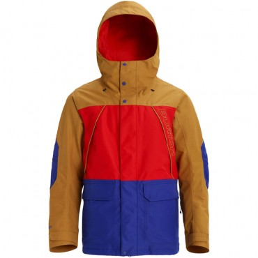 Куртка сноубордическая мужская Burton Gore Breach Jk