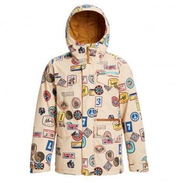 Куртка сноубордическая мужская Burton Covert