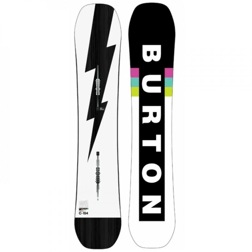Сноуборд мужской Burton Custom - 2021