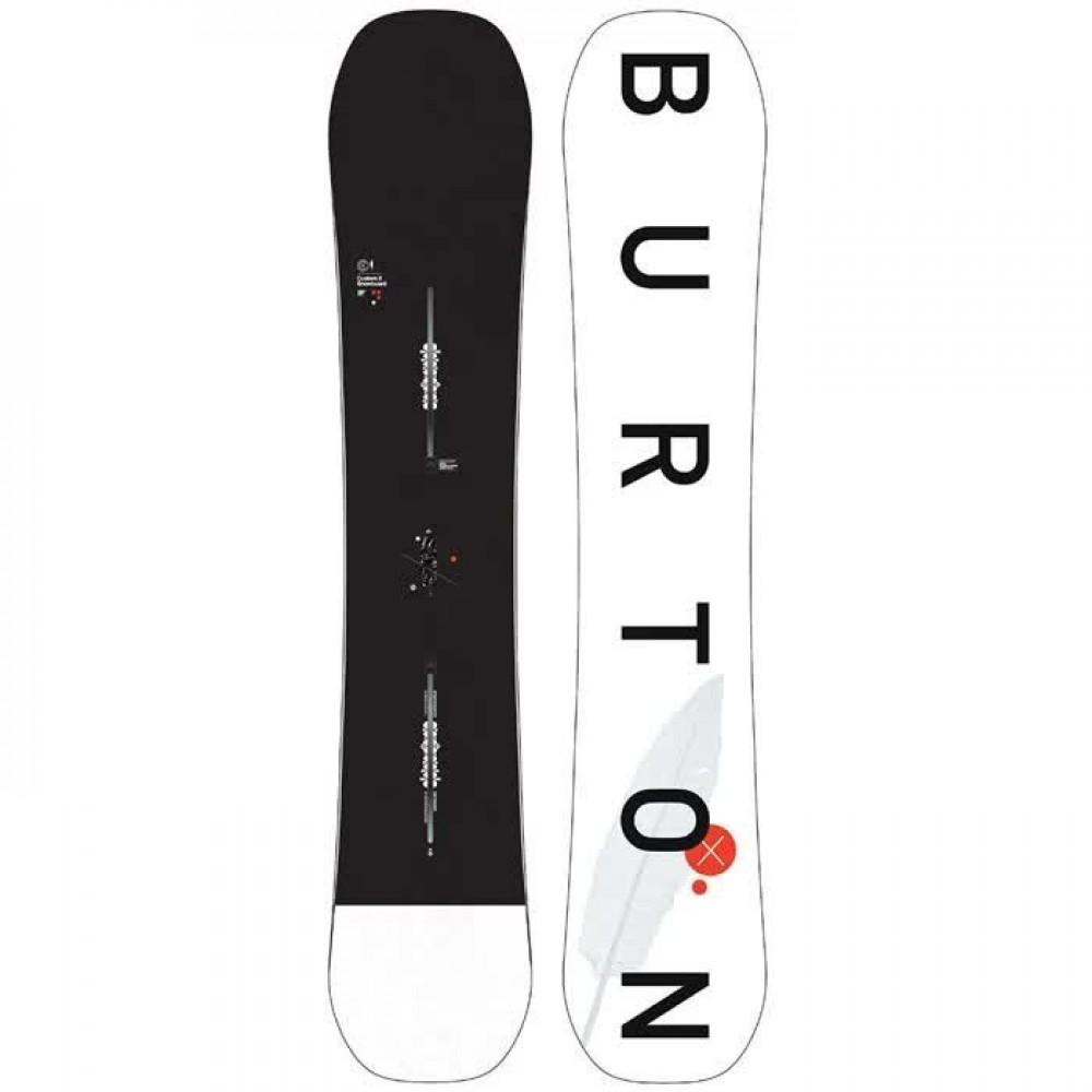 Сноуборд мужской Burton Custom X - 2021