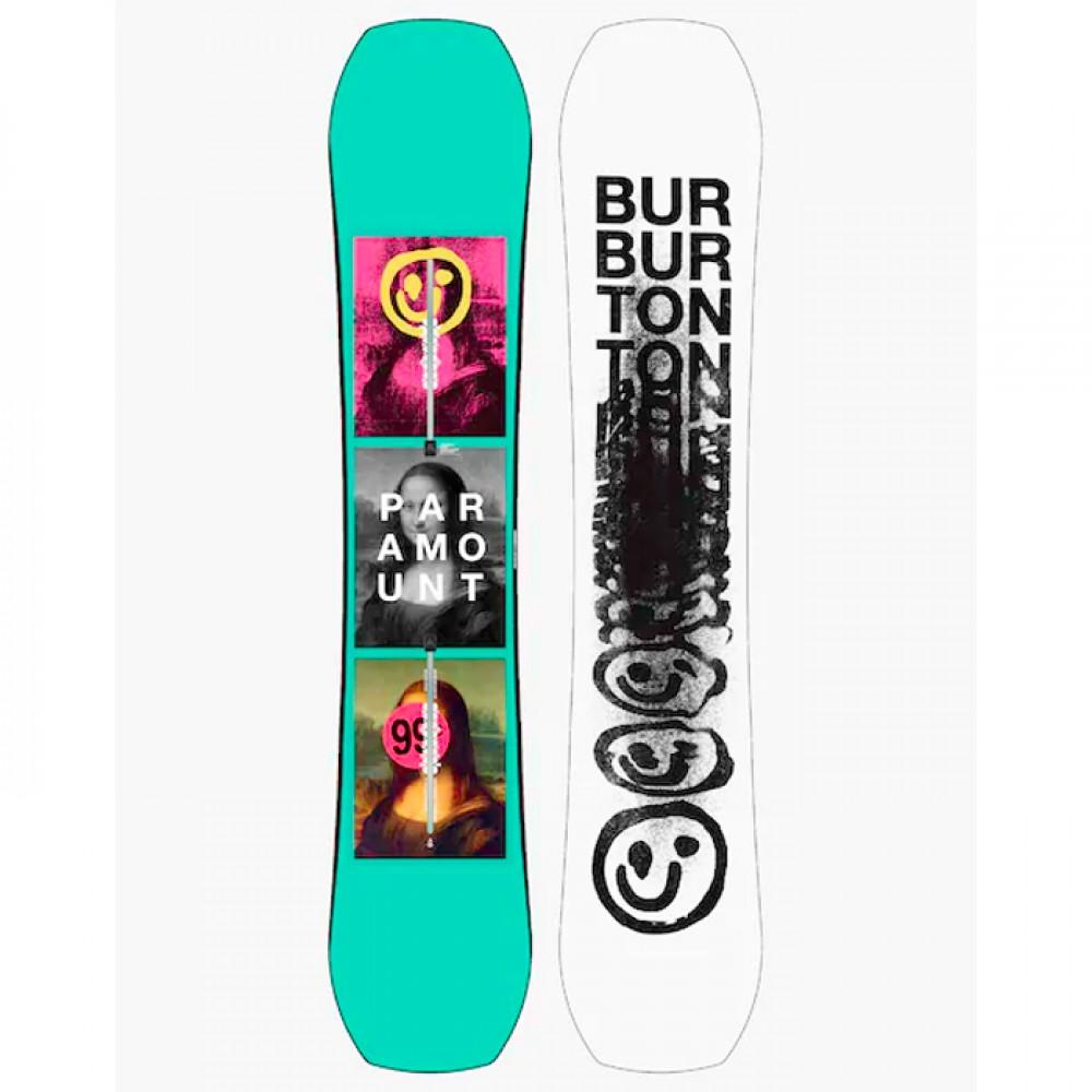 Сноуборд мужской Burton Raygun Pop - 2021