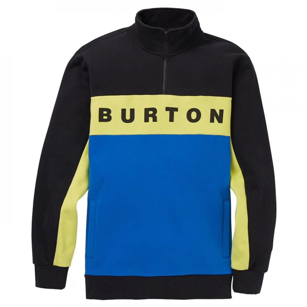 Толстовка мужская Burton Lowball 1/4 zip