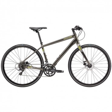 Купить велосипед Cannondale 700 M Quick Disc 3 - 2018
