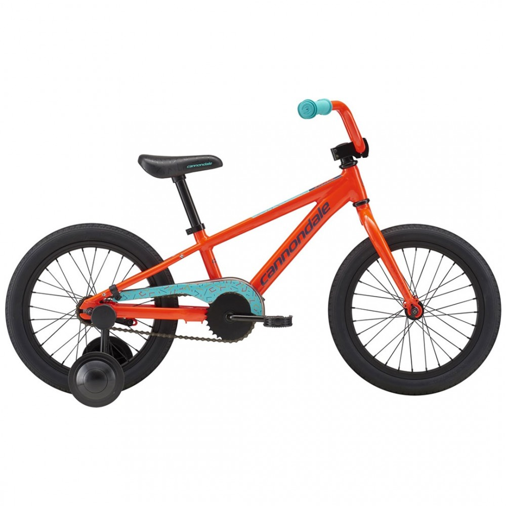 Велосипед Cannondale 16 M Kids Trail SS - 2019