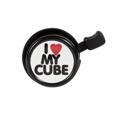 Звонок Cube I Love My - black