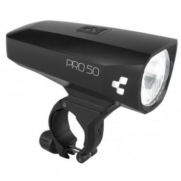 Фонарь передний Cube Front Light PRO 50