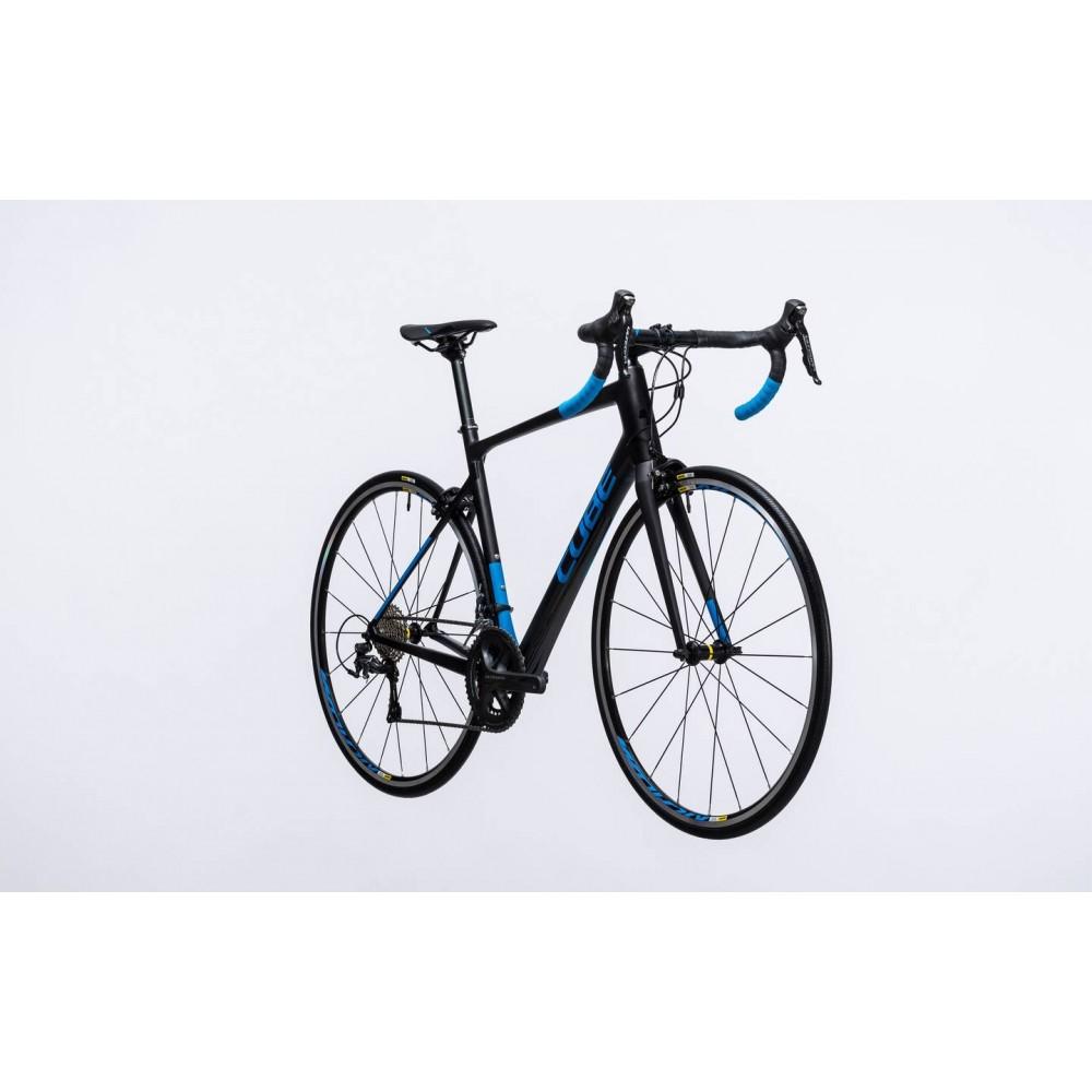 Шоссейный велосипед Cube Attain GTC Race 2017