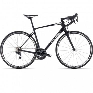 Шоссейный велосипед Cube Attain GTC SL - 2018