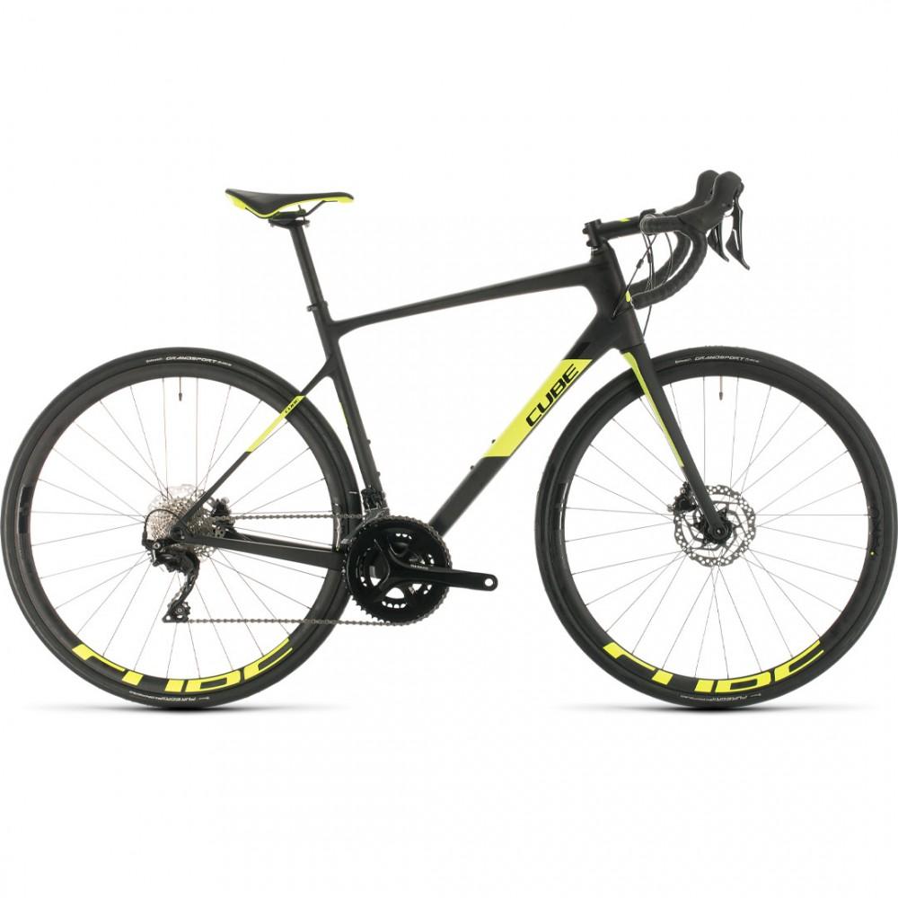Велосипед Cube Attain GTC Race - 2020