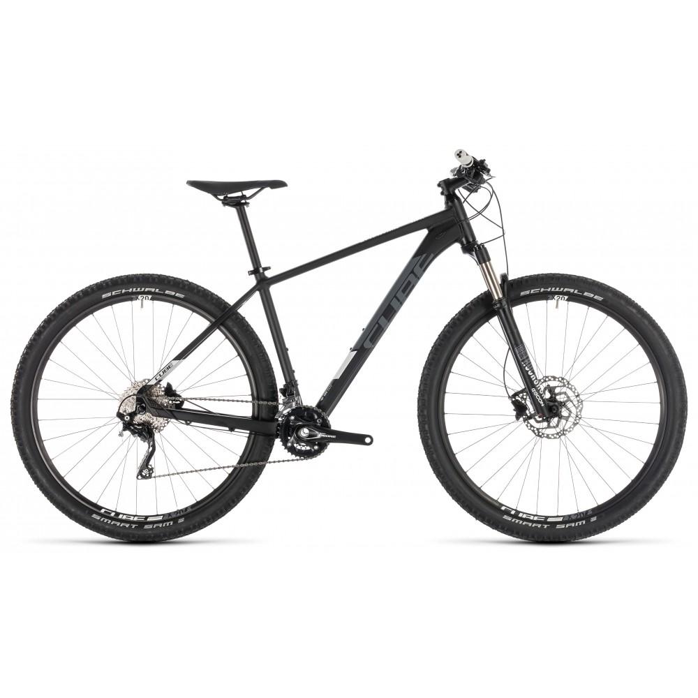 Велосипед Cube Attention SL - 2019